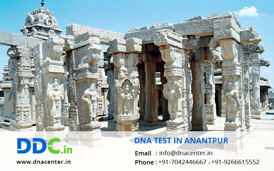 DNA Test in Anantpur