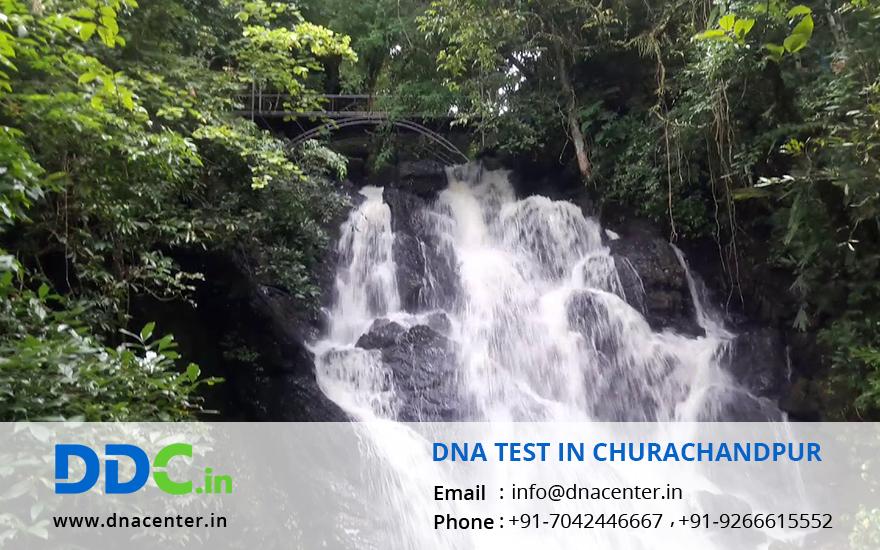 DNA Test in Churachandpur
