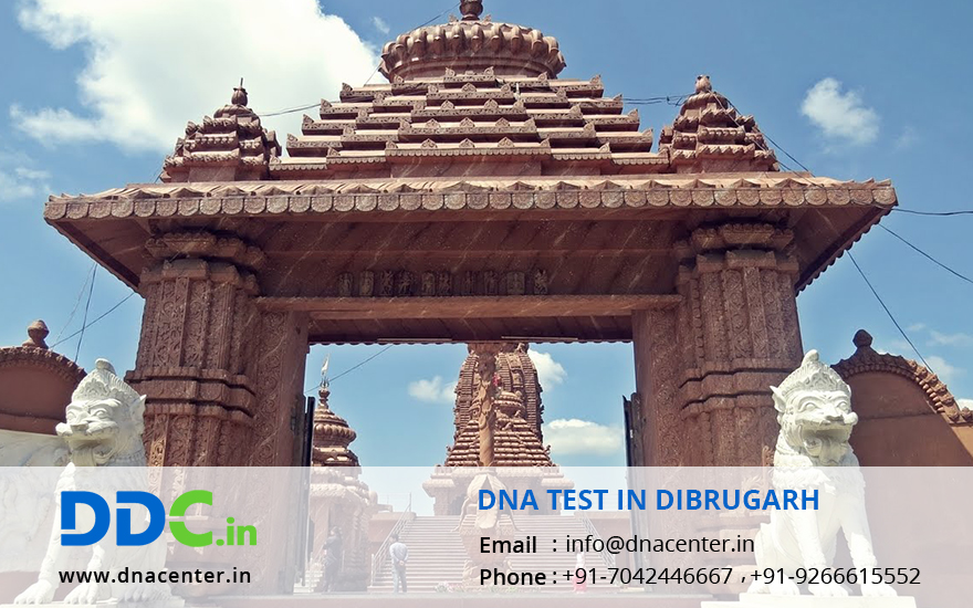 DNA Test in Dibrugarh