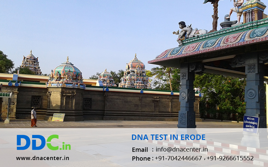DNA Test in Erode