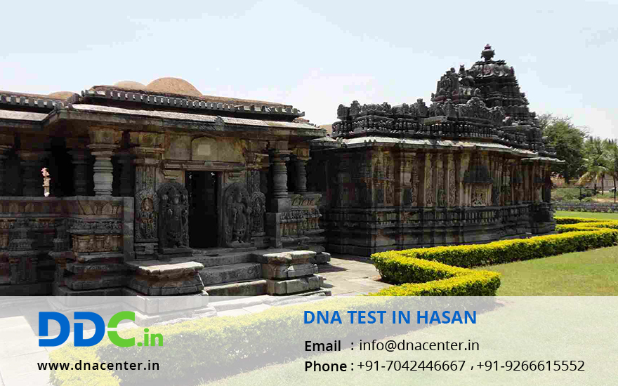DNA Test in Hasan