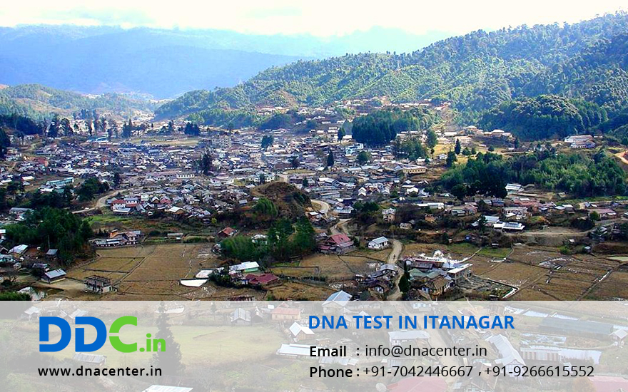 DNA Test in Itanagar