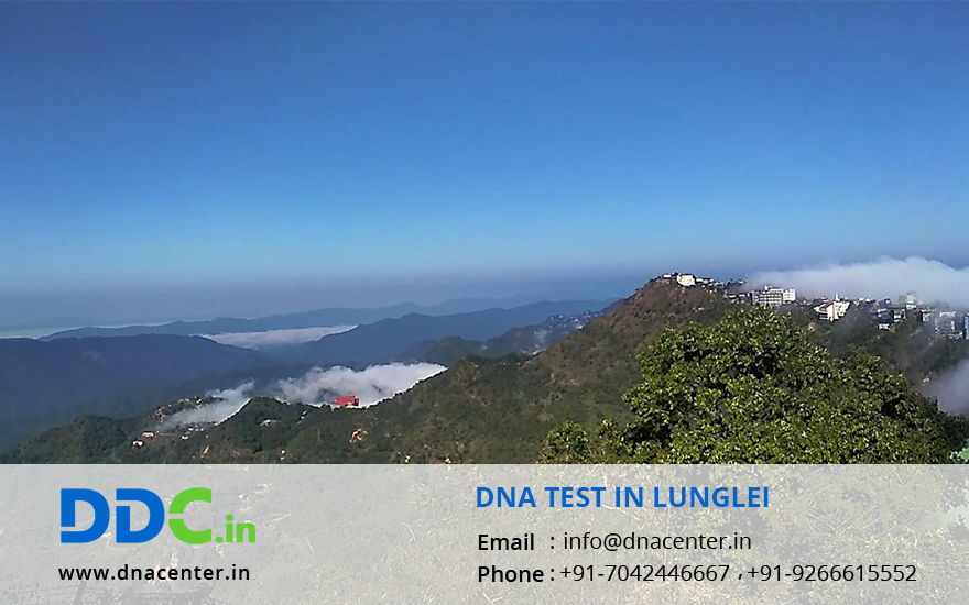 DNA Test in Lunglei