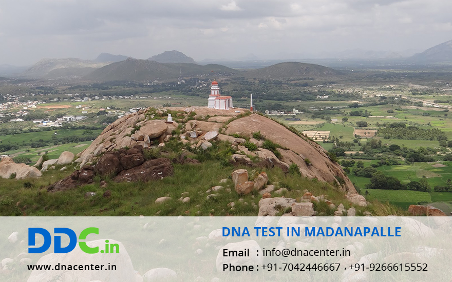 DNA Test in Madanapalle