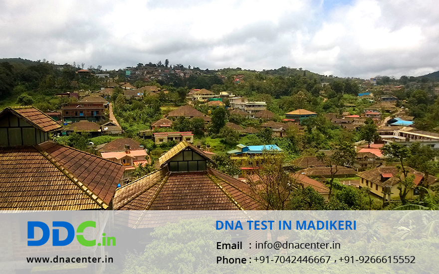 DNA Test in Madikeri