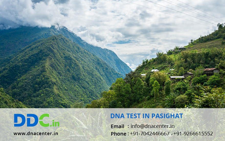 DNA Test in Pasighat