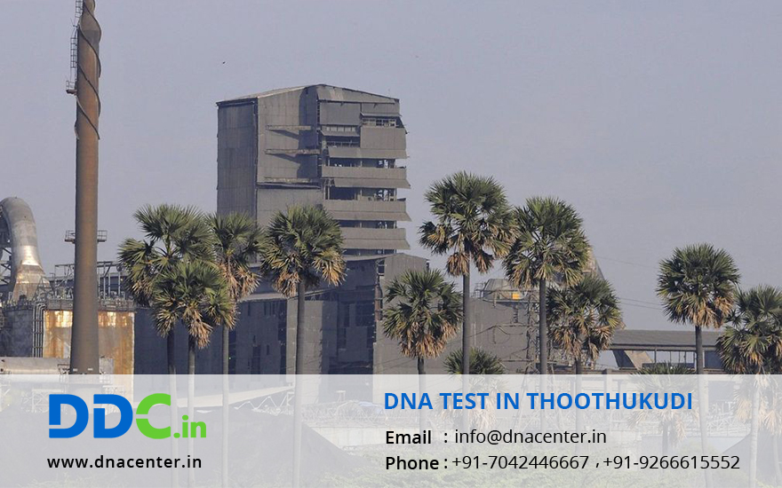 DNA Test in Thoothukudi