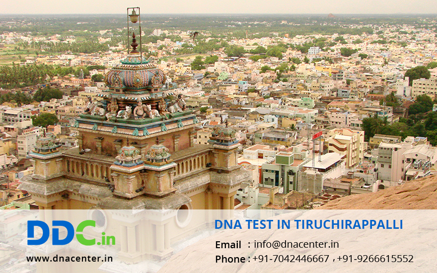 DNA Test in Tiruchirappalli