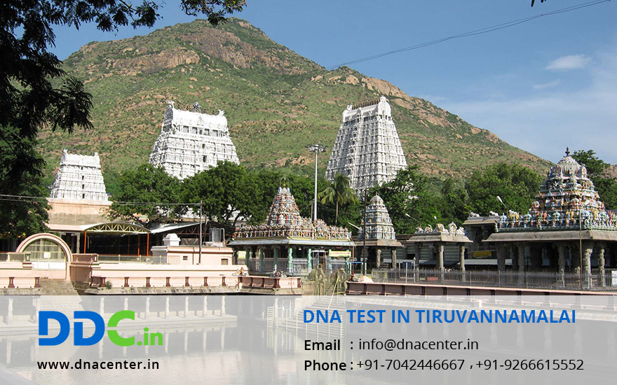 DNA Test in Tiruvannamalai