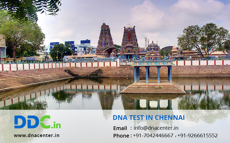 DNA Test in Chennai