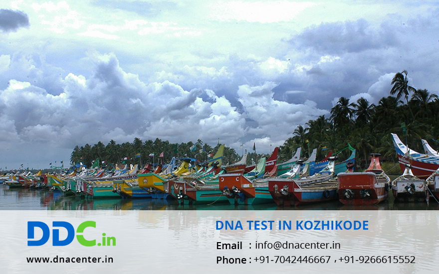 DNA Test in Kozhikode