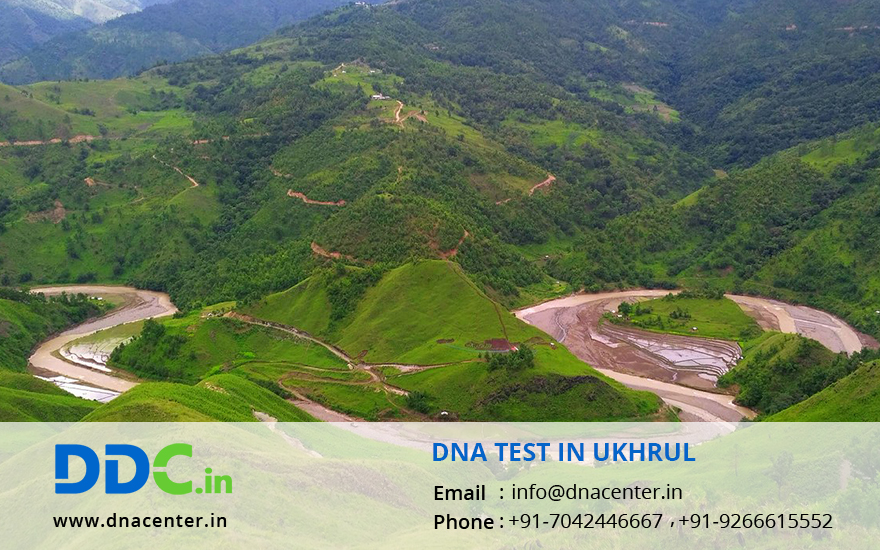 DNA Test in Ukhrul