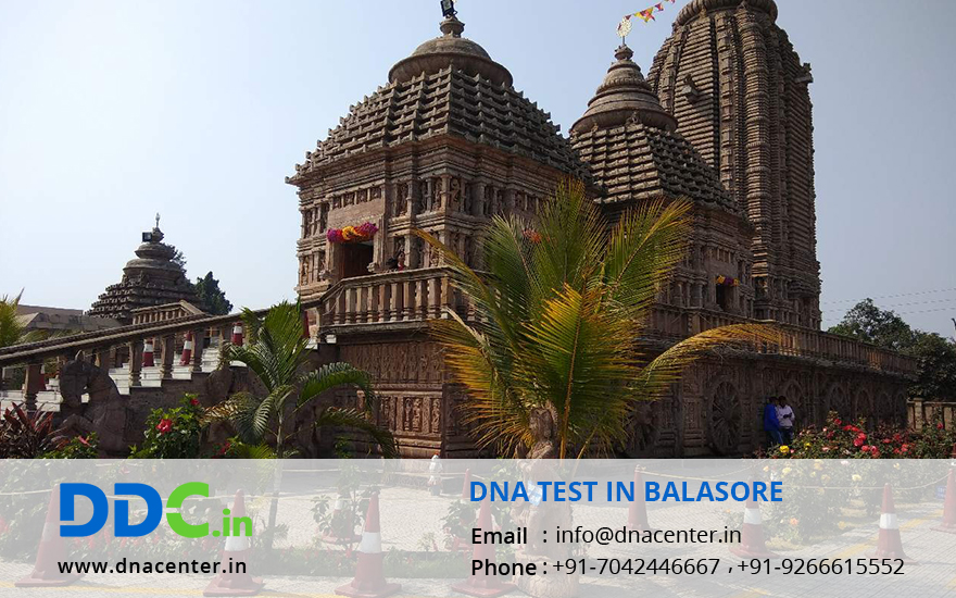 DNA Test in Balasore
