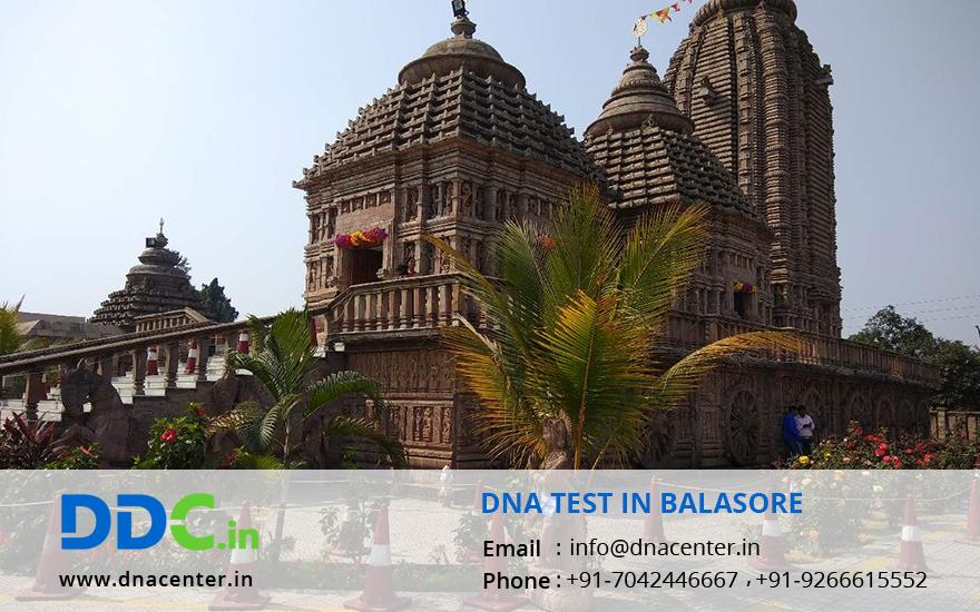 DNA Test in Balasore