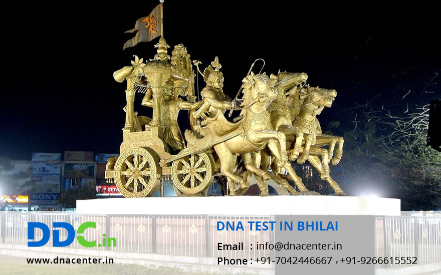 DNA Test in Bhilai