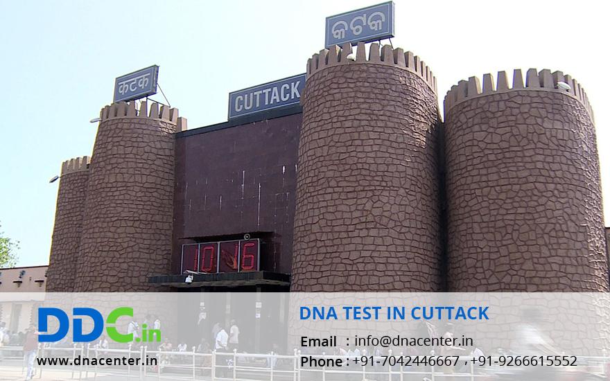 DNA Test in Cuttack