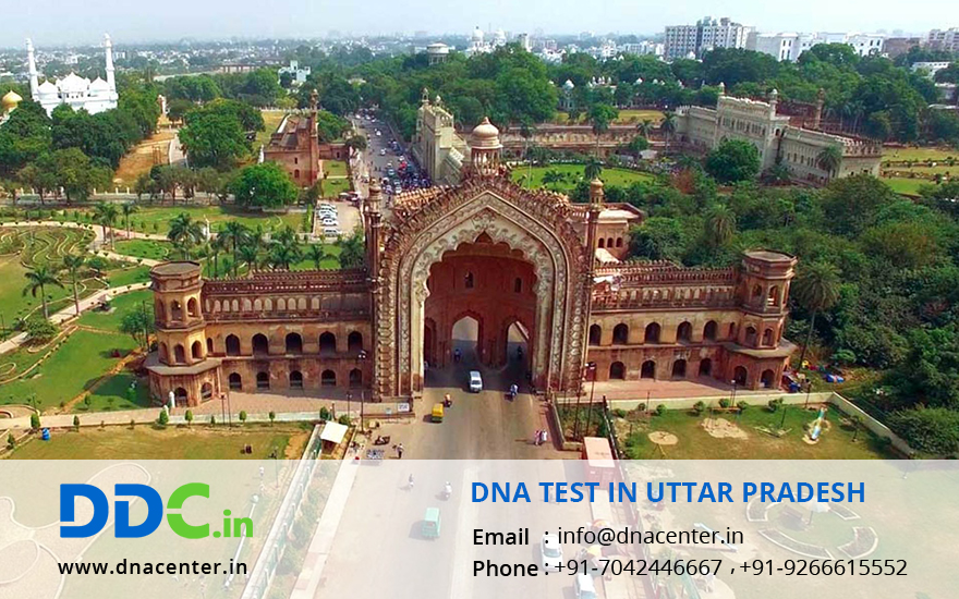 DNA Test in Uttar Pradesh