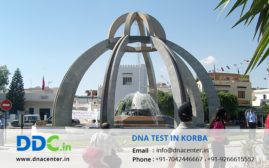 DNA Test in korba