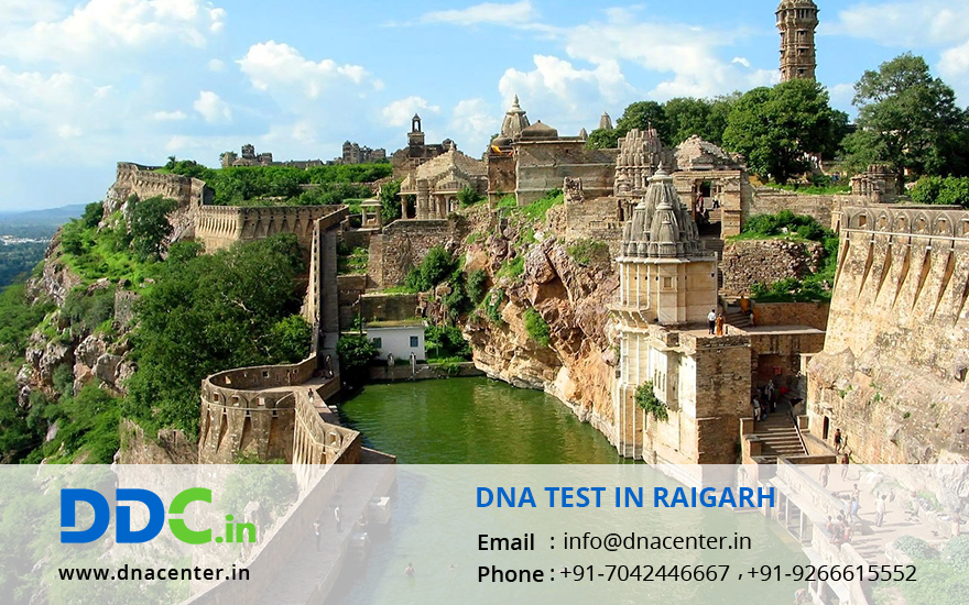 DNA test in Raigarh
