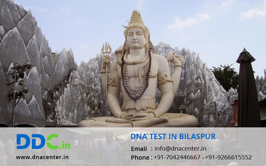 DNA Test in Bilaspur