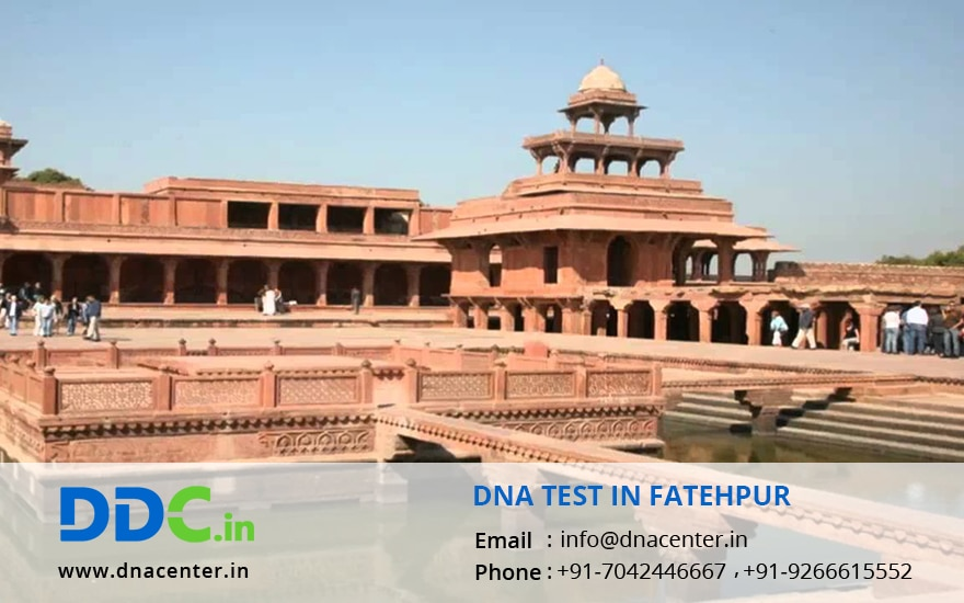 DNA Test in Fatehpur