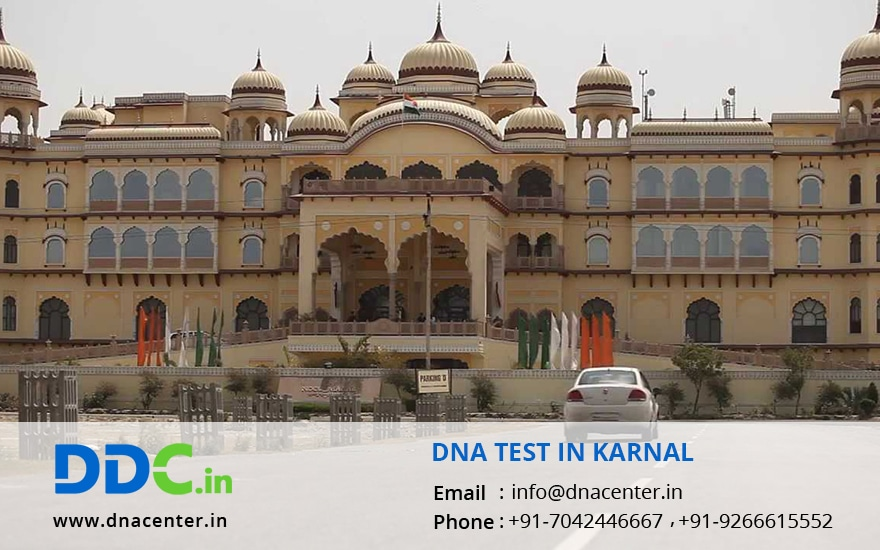 DNA Test in Karnal