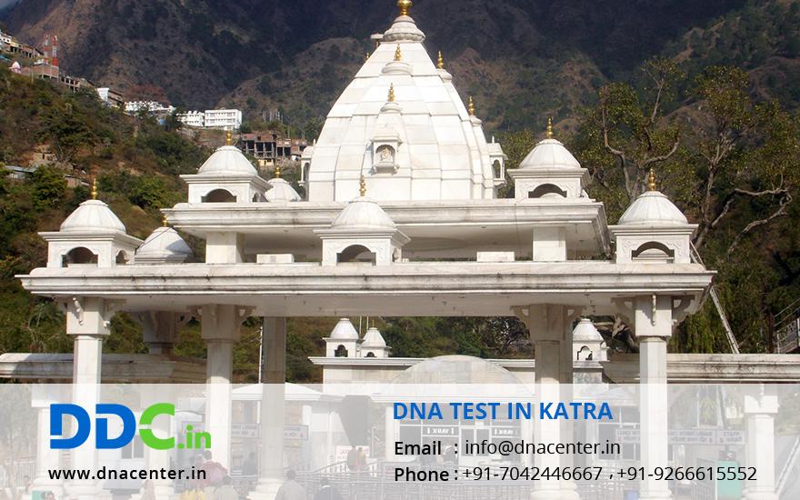 DNA Test in Katra