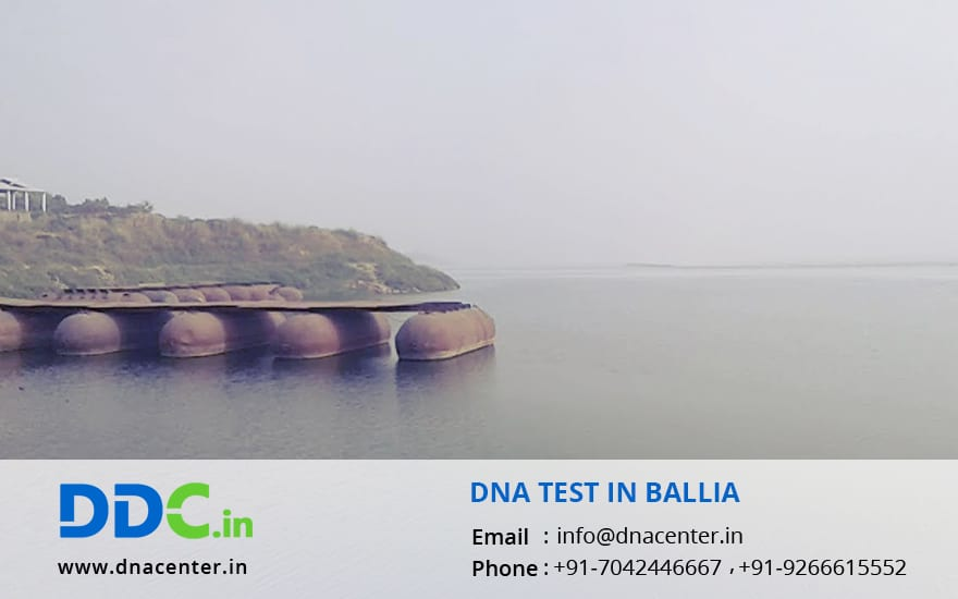 DNA Test in Ballia