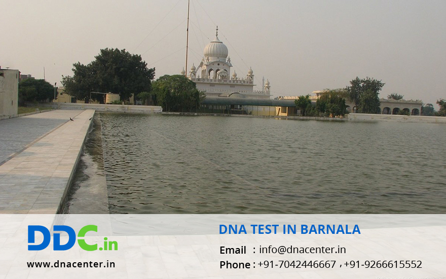 DNA Test in Barnala