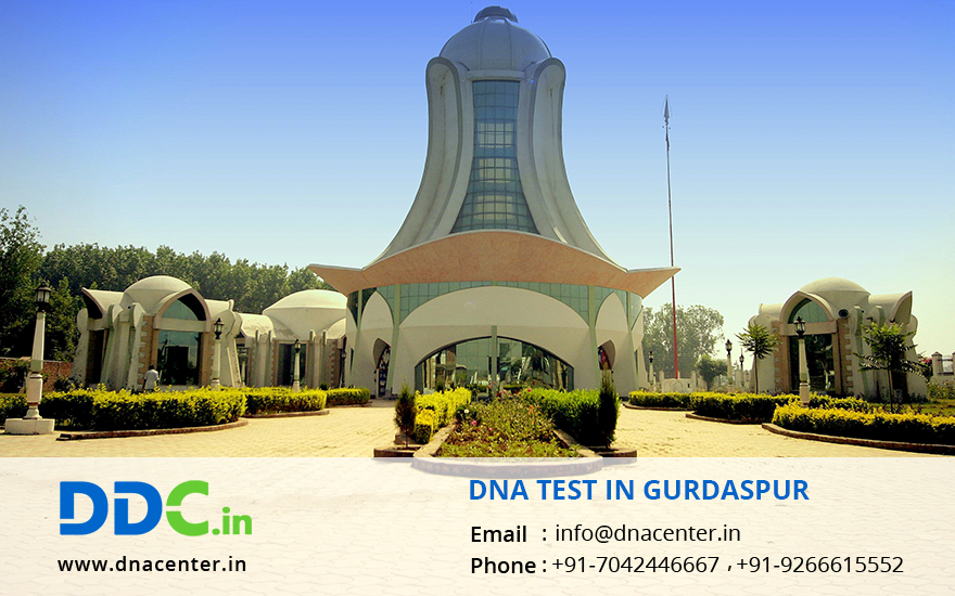 DNA Test in Gurdaspur