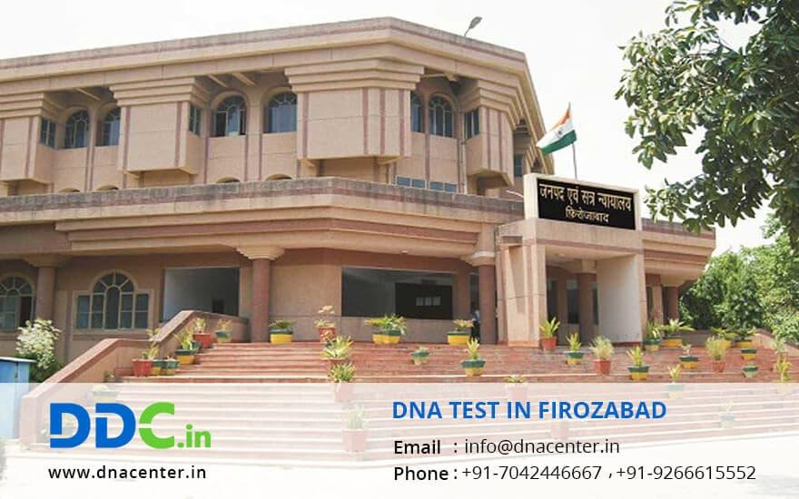 DNA Test in Firozabad